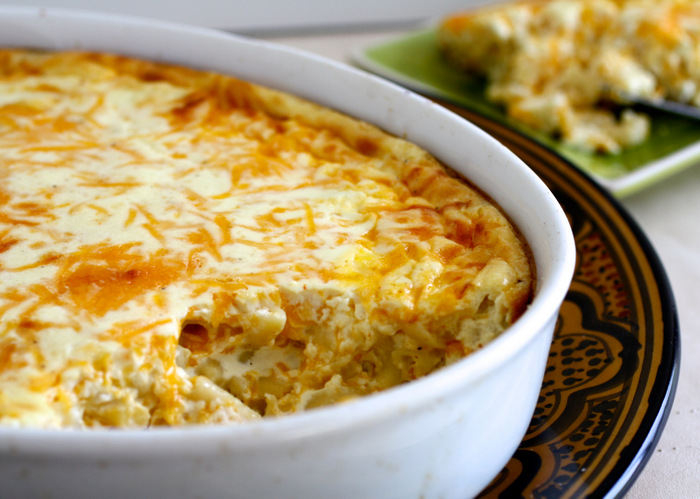 Southern Baked Macaroni and Cheese | Black Girl Chef's Whites