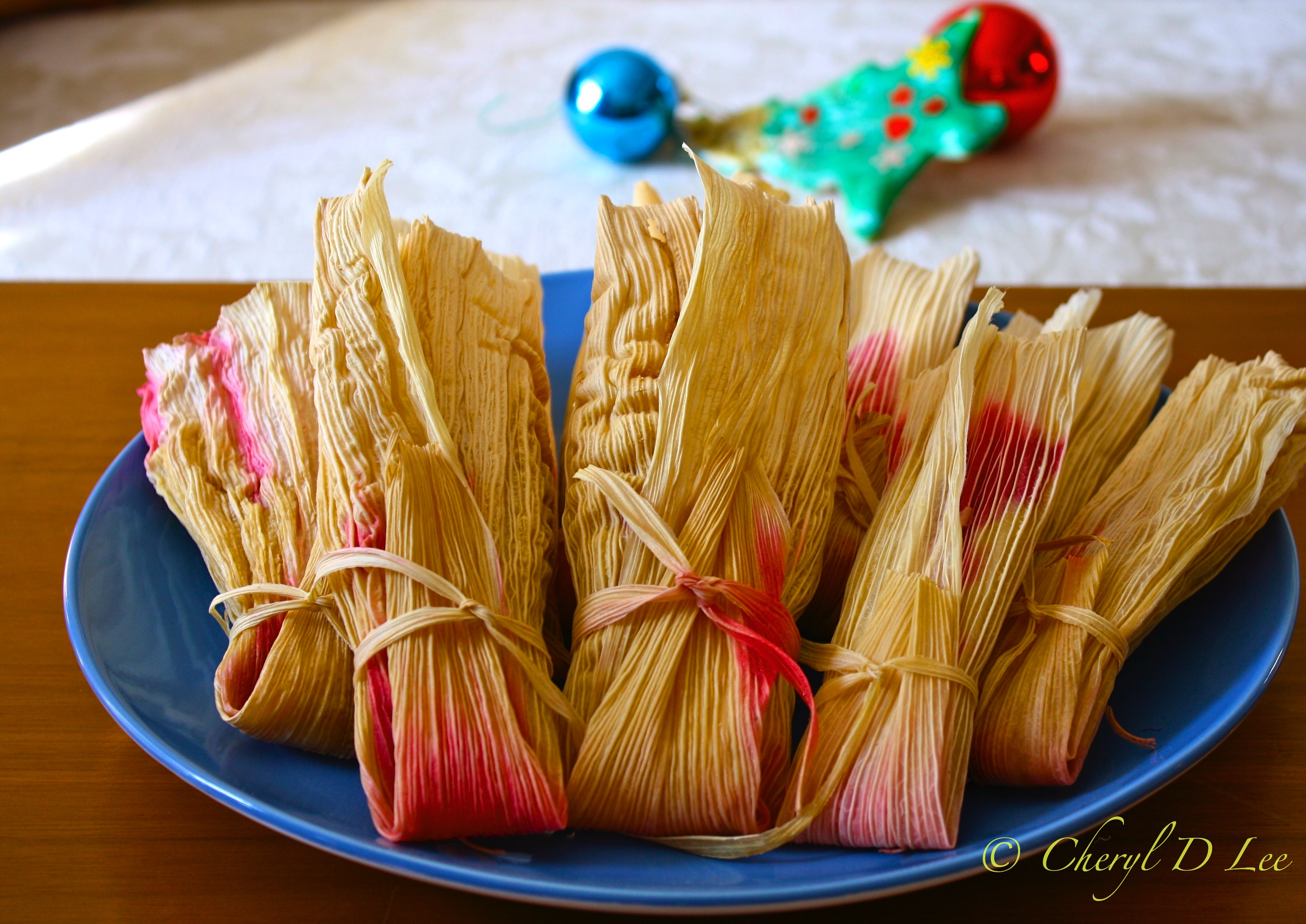 A Family Tradition of Christmas Tamales