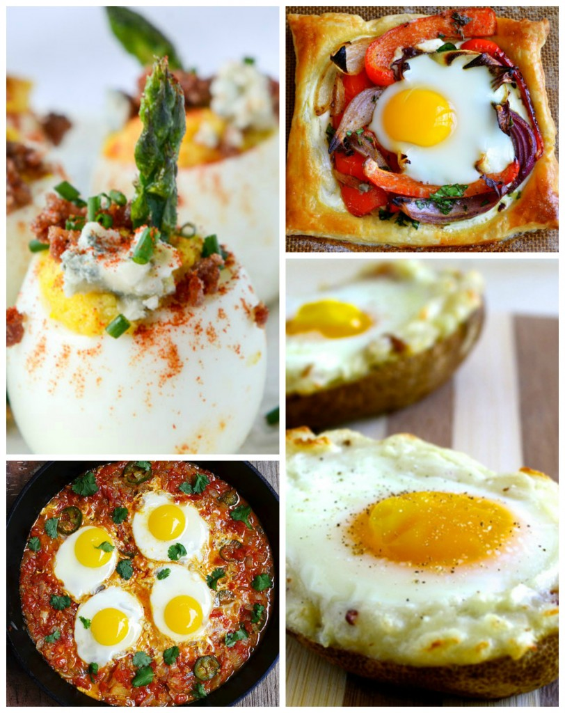 Eggsceptional Recipes